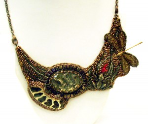 Russian Ammonite Pyrite Necklace