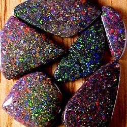 Honduran Matrix opal