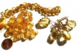citrine beads and citrine jewelry