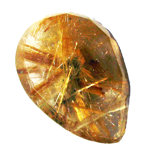 Quartz With Gold Inclusions : What s in rutilated quartz with inclusions part