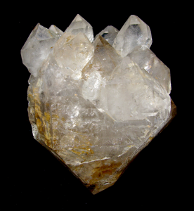 tibetan crystal quartz in Dale's collection