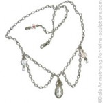 Chain Lavaliere by Dale Cougar Armstrong