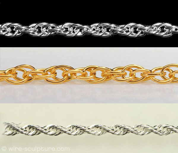 Wheat Chain And Rope Chain Jewelry Making Blog Information Education Videos