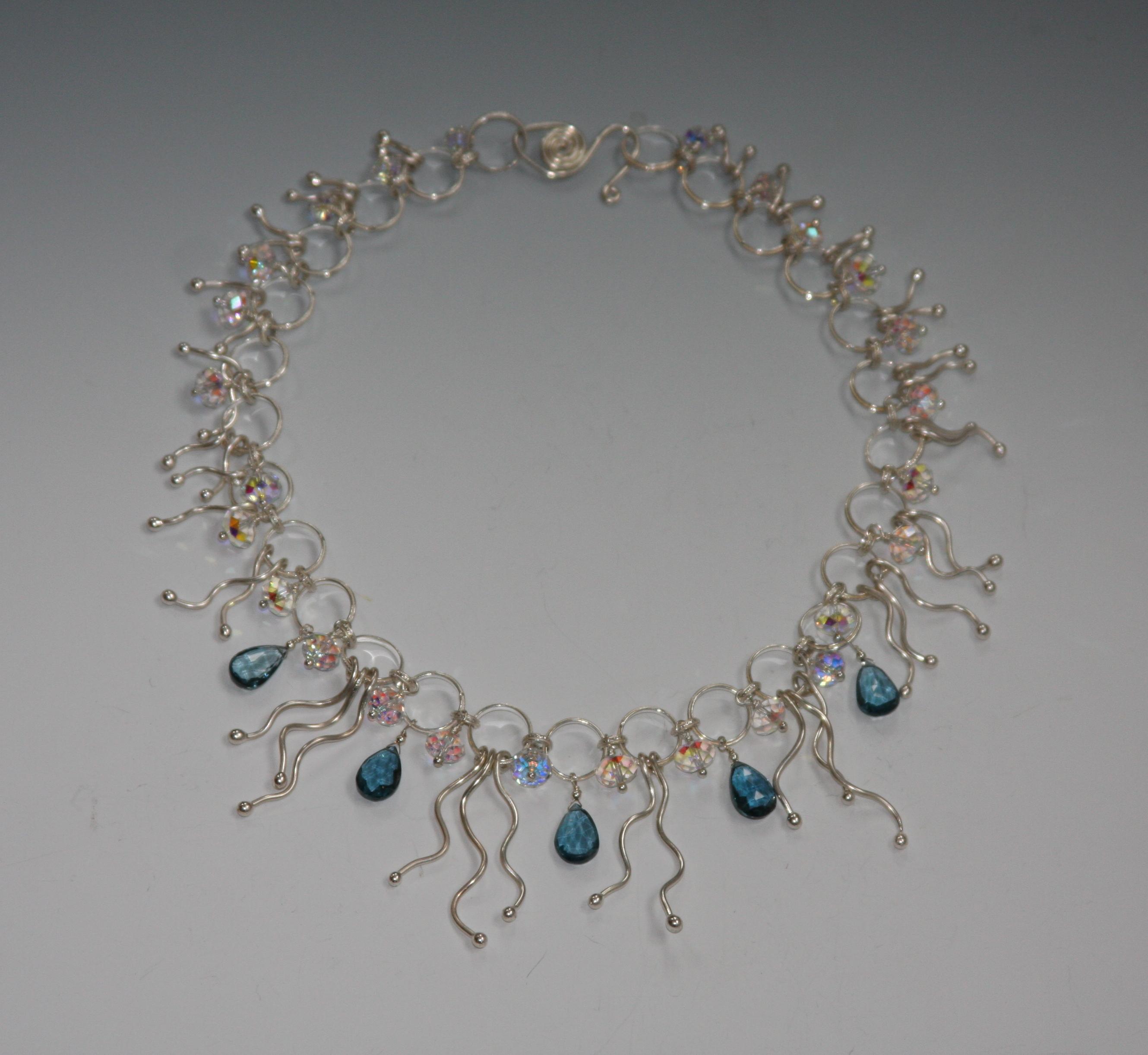 Blue Topaz - About Blue topaz, London blue topaz | Jewelry Making ...