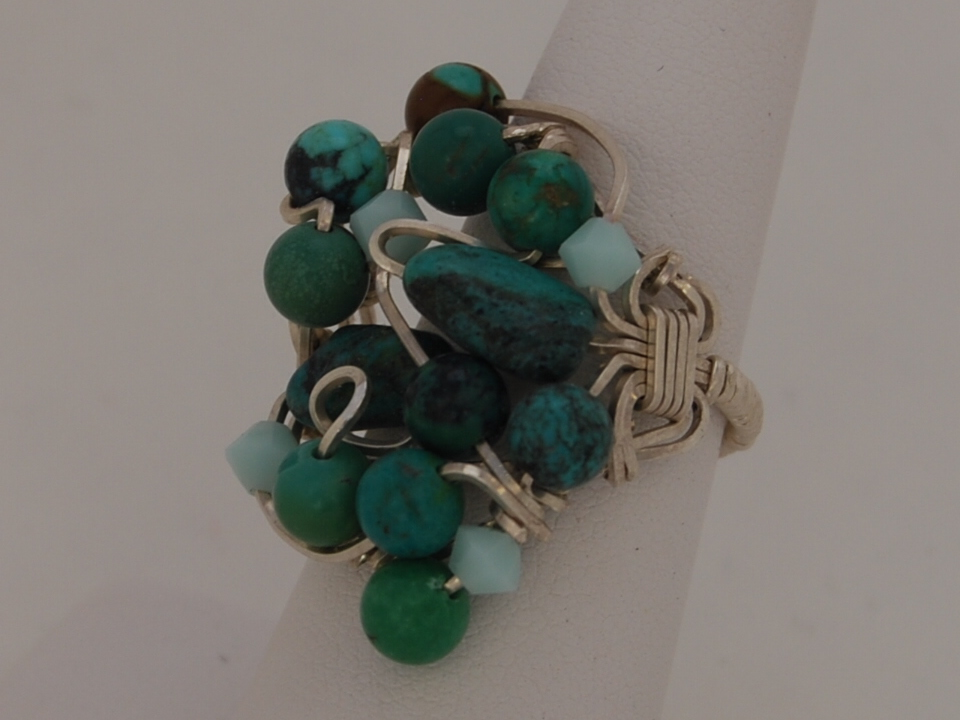 Wonderful About Turquoise - Make Turquoise Jewelry | Jewelry Making Blog  XD01