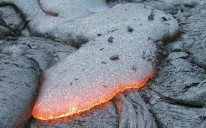 Glowing Basalt