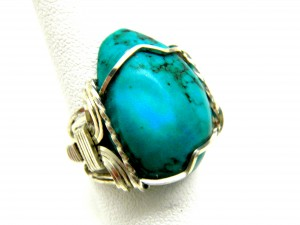 What stone is robin's egg blue and is highly valued in the Southwest?