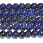 Lapis Large Hole Bead