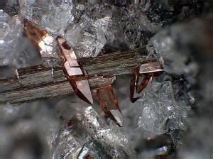 Titanite Crystals