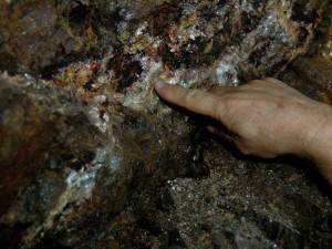 Zultanite before mining