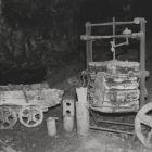 Old Blue John mining equipment.