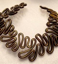 Lilian Chen's Flat Wire Necklace
