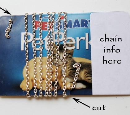 chaincard
