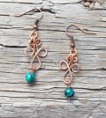 Wigjig earrings-Amanning