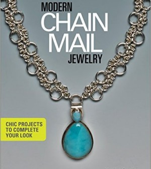 Artistic Wire® Basic /& Advanced Chain Maille Booklet by Lauren Andersen
