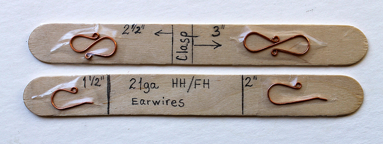 Measuring Template | Jewelry Making Blog | Information | Education ...