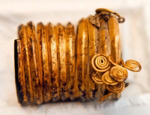 Die DNA des Goldes - Der praehistorische Goldschatz von Gessel