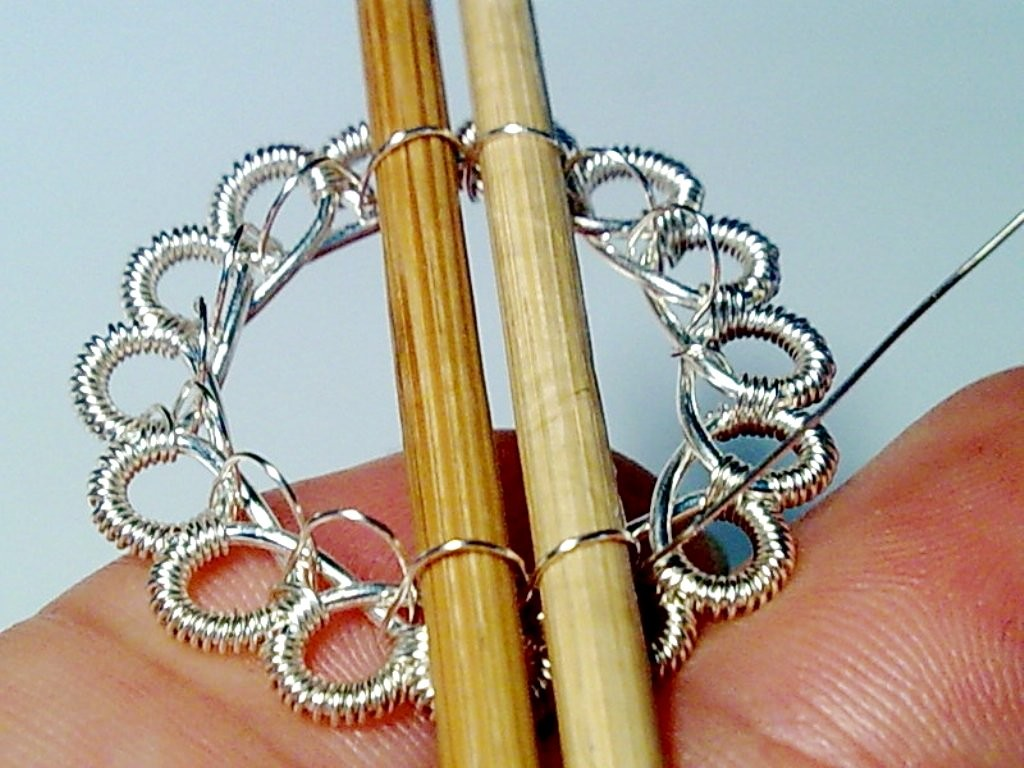 Create Beautiful Wire Crochet with No Special Tools! | Jewelry ...